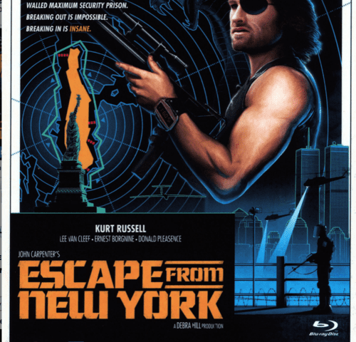 Escape from New York 4K 1981 Ultra HD 2160p
