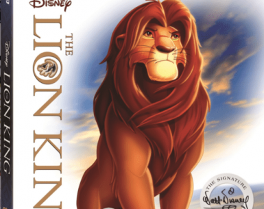 The Lion King 4K 1994 Ultra HD 2160p