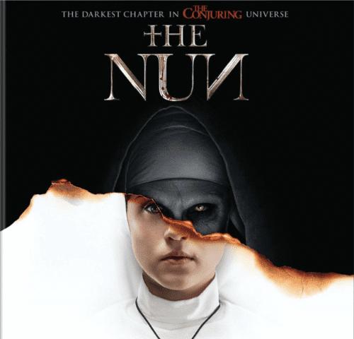 The Nun 4K 2018 Ultra HD 2160p