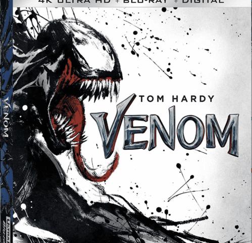 Venom 4K 2018 Ultra HD 2160p