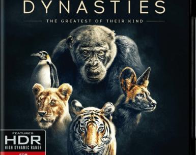 Dynasties S01 4K 2018 Ultra HD 2160p