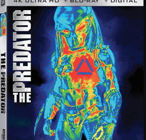 The Predator 4K 2018 Ultra HD 2160p