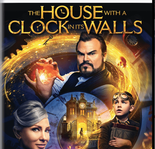 The House with a Clock in Its Walls 4K 2018 Ultra HD 2160p