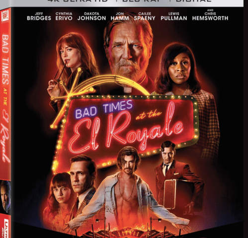Bad Times at the El Royale 4K 2018 Ultra HD 2160p