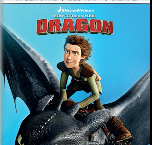 How to Train Your Dragon 4K 2010 Ultra HD 2160p