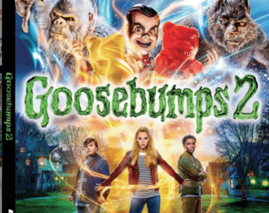 Goosebumps 2: Haunted Halloween 4K 2018 Ultra HD 2160p
