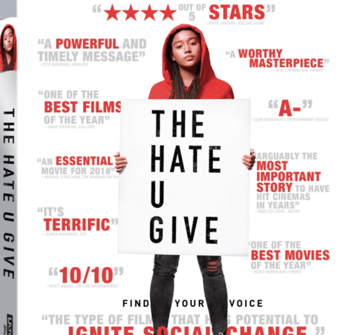The Hate U Give 2018 Ultra HD 2160p