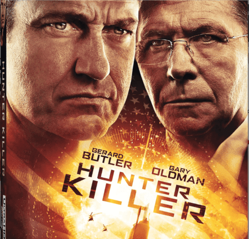 Hunter Killer 4K 2018 Ultra HD 2160p
