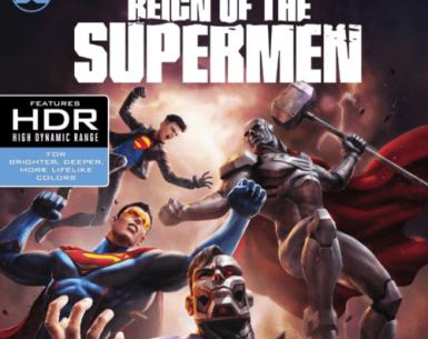 Reign of the Supermen 4K 2019 Ultra HD 2160p