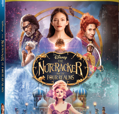 The Nutcracker and the Four Realms 4K 2018 Ultra HD 2160p