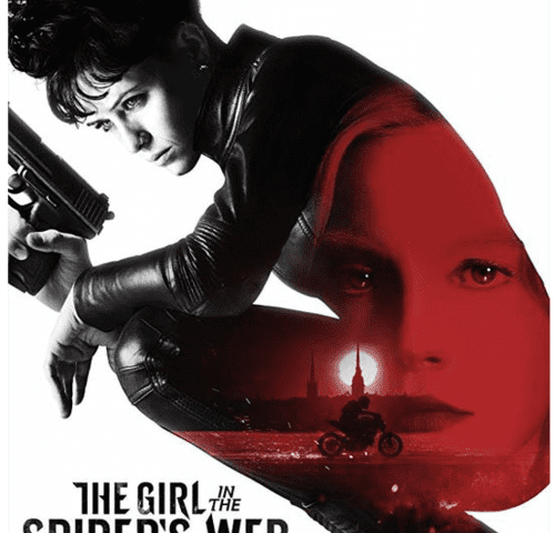 The Girl in the Spiders Web 4K 2018 Ultra HD 2160p