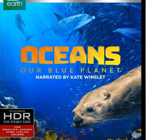 Oceans Our Blue Planet 4K 2018 DOCU Ultra HD 2160p
