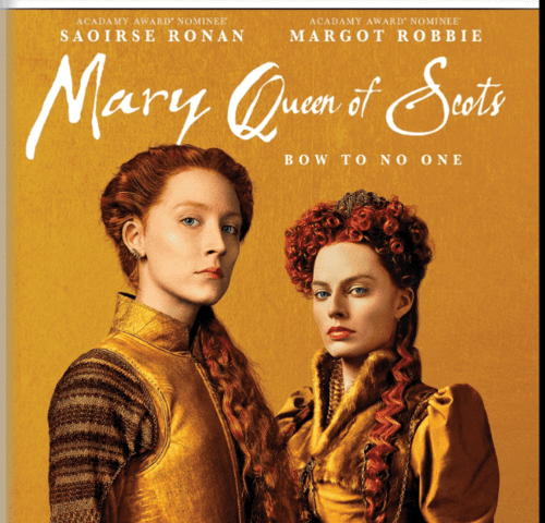 Mary Queen of Scots 4K 2018 Ultra HD 2160p