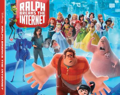 Ralph Breaks the Internet 4K 2018 Ultra HD 2160p