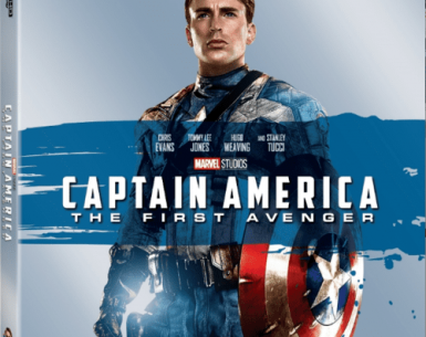 Captain America The First Avenger 4K 2011 Ultra HD 2160p