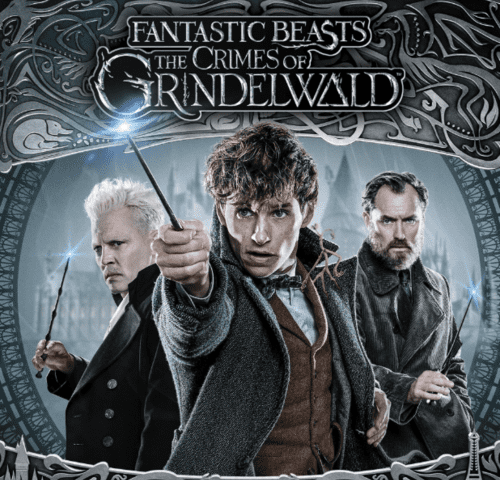 Fantastic Beasts The Crimes Of Grindelwald 4K 2018 Ultra HD 2160p