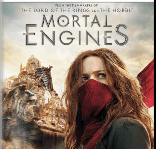 Mortal Engines 4K 2018 Ultra HD 2160p