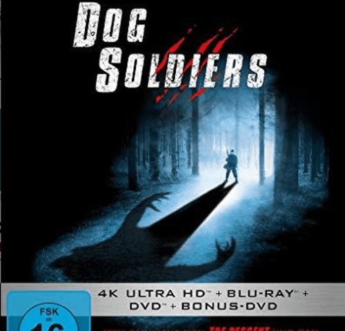 Dog Soldiers 4K 2002 Ultra HD 2160p