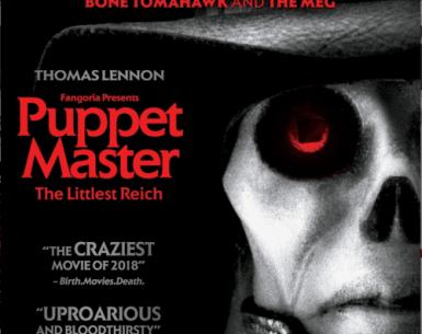 Puppet Master The Littlest Reich 4K 2018 Ultra HD 2160p