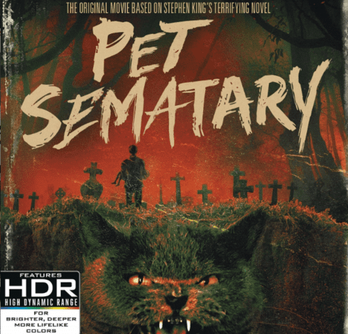 Pet Sematary 4K 1989 Ultra HD 2160p