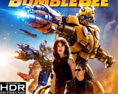 Bumblebee 4K 2018 Ultra HD 2160p