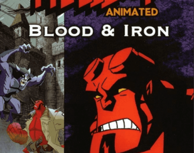 Hellboy Animated Blood and Iron 4K 2007 Ultra HD 2160p