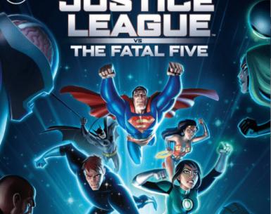 Justice League vs the Fatal Five 4K 2019 Ultra HD 2160p