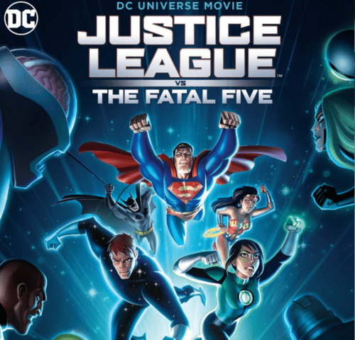 Justice League vs the Fatal Five 4K 2019 Ultra HD 2160p