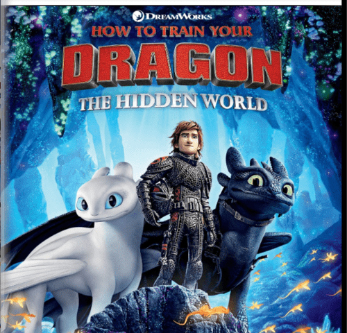 How to Train Your Dragon The Hidden World 4K 2019 Ultra HD 2160p