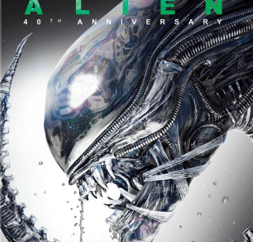 Alien 4K 1979 Ultra HD 2160p