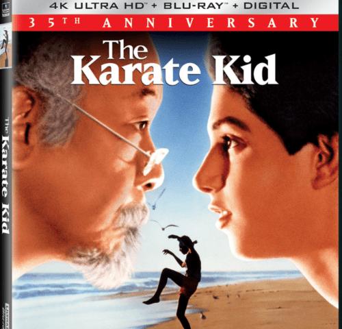 The Karate Kid 4K 1984 Ultra HD 2160p