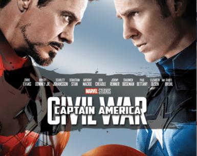 Captain America Civil War 4K 2016 Ultra HD 2160p