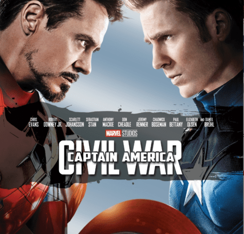 Captain America Civil War 4K 2016 Ultra HD 2160p