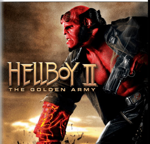 Hellboy II The Golden Army 4K 2008 Ultra HD 2160p
