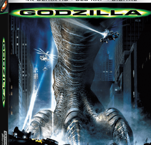 Godzilla 4K 1998 Ultra HD 2160p