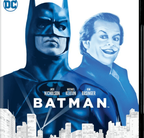 Batman 4K 1989 Ultra HD 2160p
