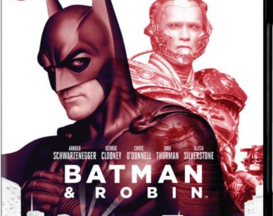 Batman and Robin 4K 1997 Ultra HD 2160p