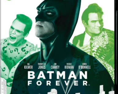 Batman Forever 4K 1995 Ultra HD 2160p