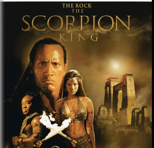 The Scorpion King 4K 2002 Ultra HD 2160p
