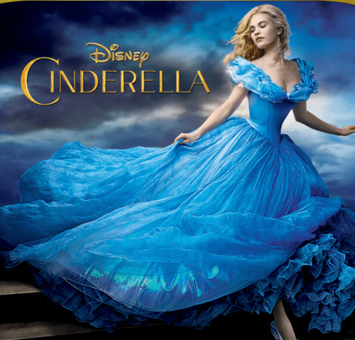 Cinderella 4K 2015 Ultra HD 2160p