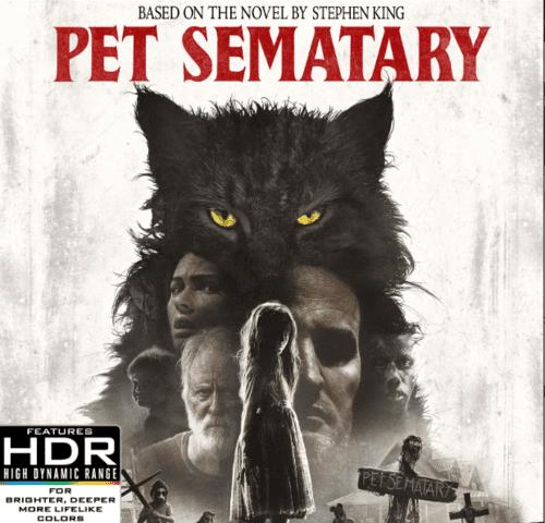 Pet Sematary 4K 2019 Ultra HD 2160p