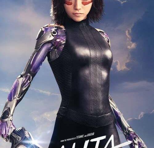 Alita Battle Angel 4K 2019 Ultra HD 2160p