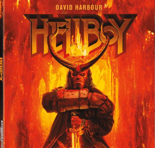 Hellboy 4K 2019 Ultra HD 2160p