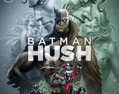 Batman Hush 4K 2019 Ultra HD 2160p