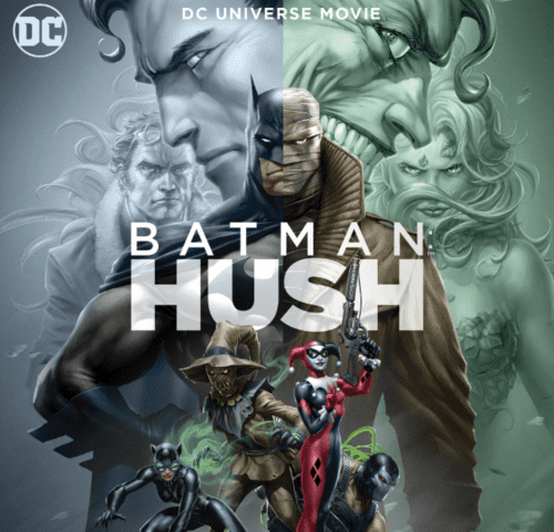 Batman Hush 4K 2019 Ultra HD 2160p