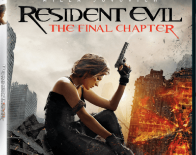 Resident Evil The Final Chapter 4K 2016 Ultra HD 2160p