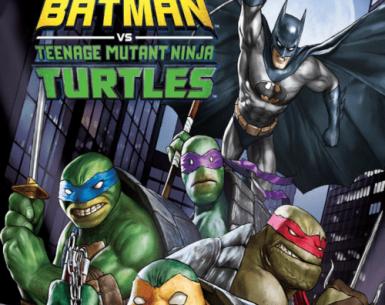 Batman vs Teenage Mutant Ninja Turtles 4K 2019 Ultra HD 2160p