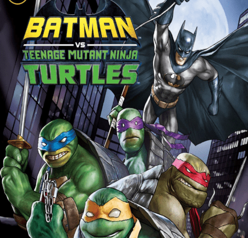 Batman vs Teenage Mutant Ninja Turtles 4K 2019 Ultra HD 2160p