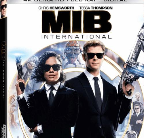 Men in Black International 4K 2019 Ultra HD 2160p