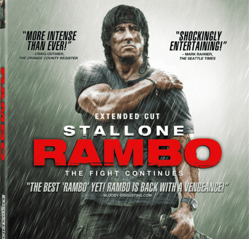 Rambo 4K 2008 EXTENDED Ultra HD 2160p
